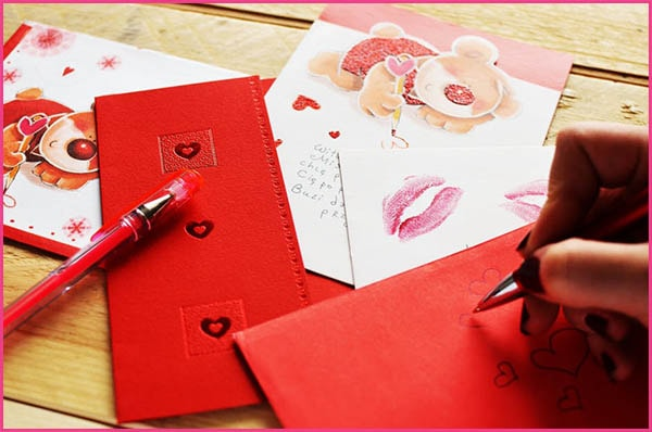 Good morning love letters for him