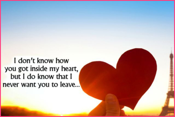 Heart Touching Love Messages for Her
