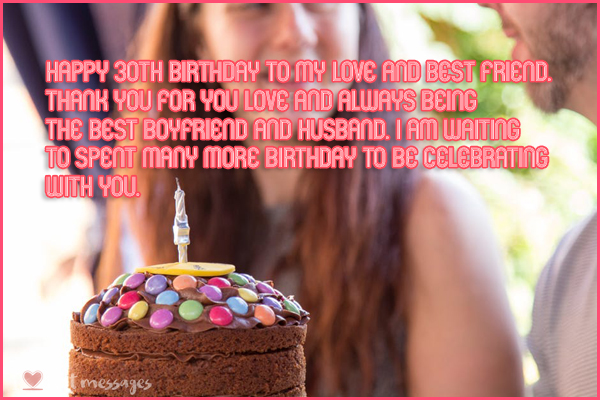 Cute Paragraphs for Send to Your Boyfriend on his Birthday