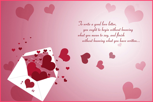 short emotional love letters for her