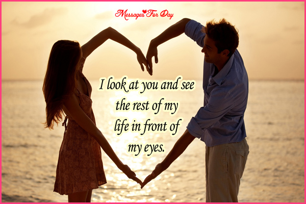 Most Touching Love Messages and Quotes with Pictures for Girlfriend