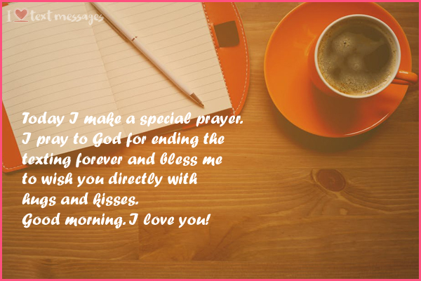 Good Morning Prayers for the Girlfriend