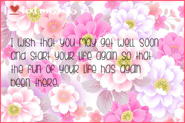 Get Well Soon My Sister Quotes: 50+ Get Well Soon Sister Text Messages And Quotes