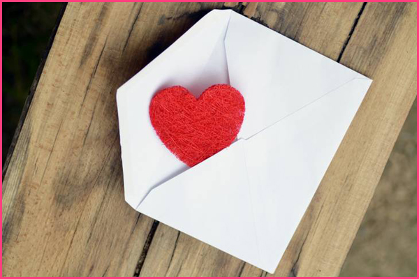 Short I Love You Letters for From Heart