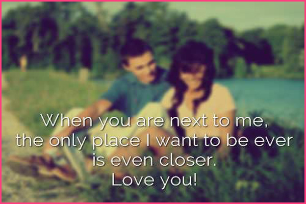 Lovely Touching Msg for Your Crush