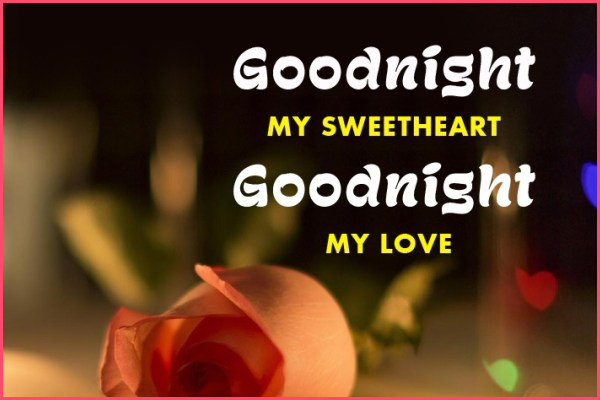 Good Night Love Texts Messages For Her
