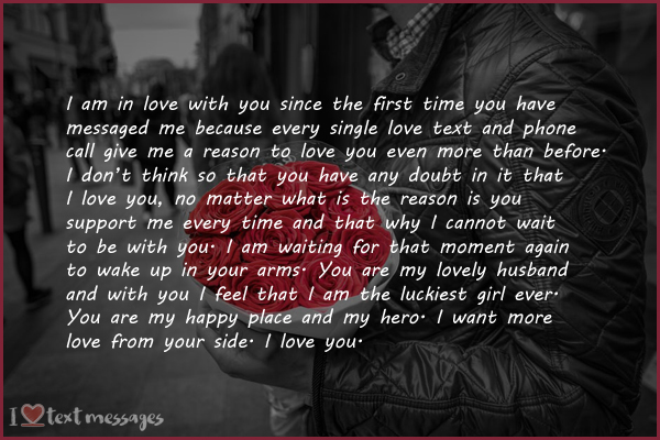 Romantic and Sweet Paragraphs for Him – Boyfriend and Husband