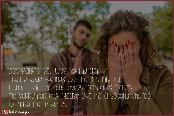 Second Chance Quotes for Girlfriend